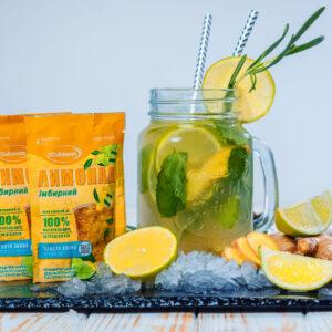 «Лимонад імбирний» 50 г